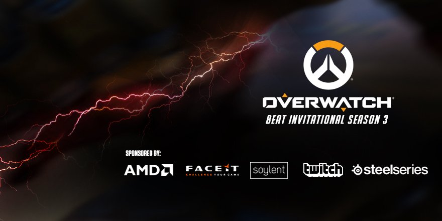 Initial announcement over at : http://beat.gl/overwatch-beat-invitational- season-3-announced/ …pic.twitter.com/DiMx9wxM8R