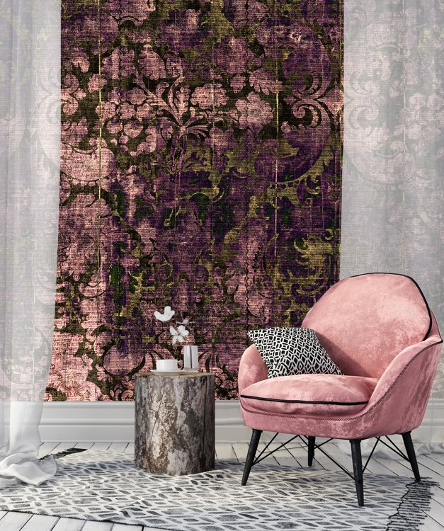 Think Pink...  (Wallpaper-Design 'Dazzle' from Collection 2018: 'Prestige') More info:  http:// ow.ly/rSry30hPx0M  &nbsp;    #artdeco #wallpaper #newwallpaper #newcollection #walldecor #interiordesign  #metropolis #interio #papierpeint #behang #papelpintado #papeldeparede #artdeco<br>http://pic.twitter.com/G8dWjNR7k5