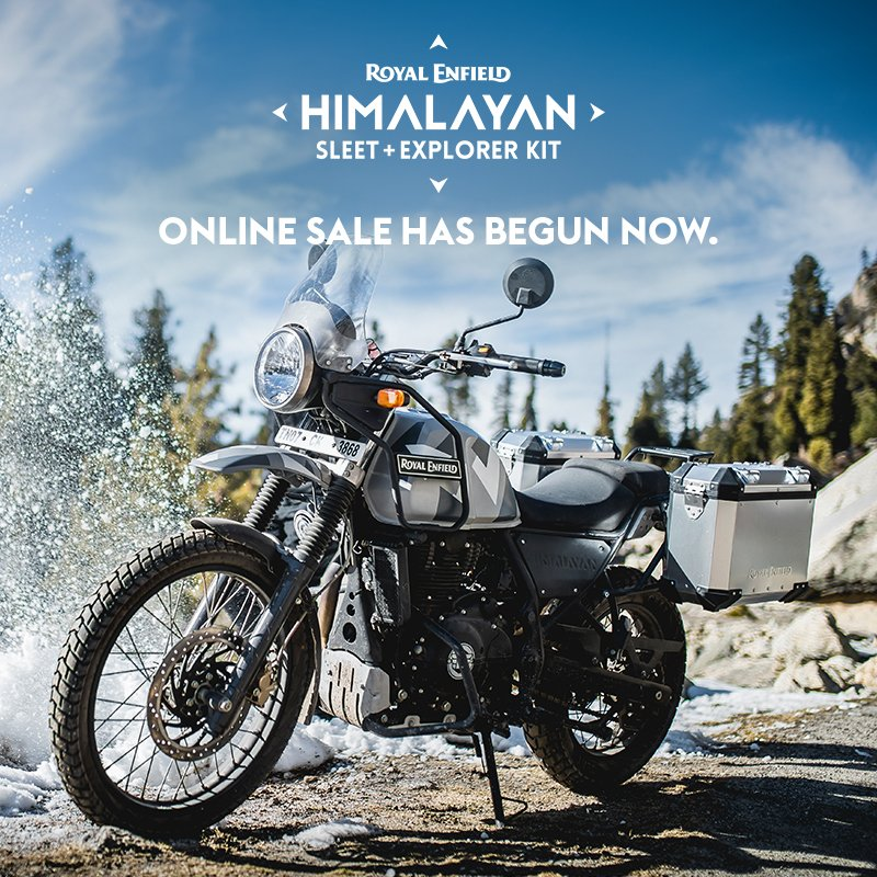 Royal Enfield On Twitter Online Sale Is On Now Very Few