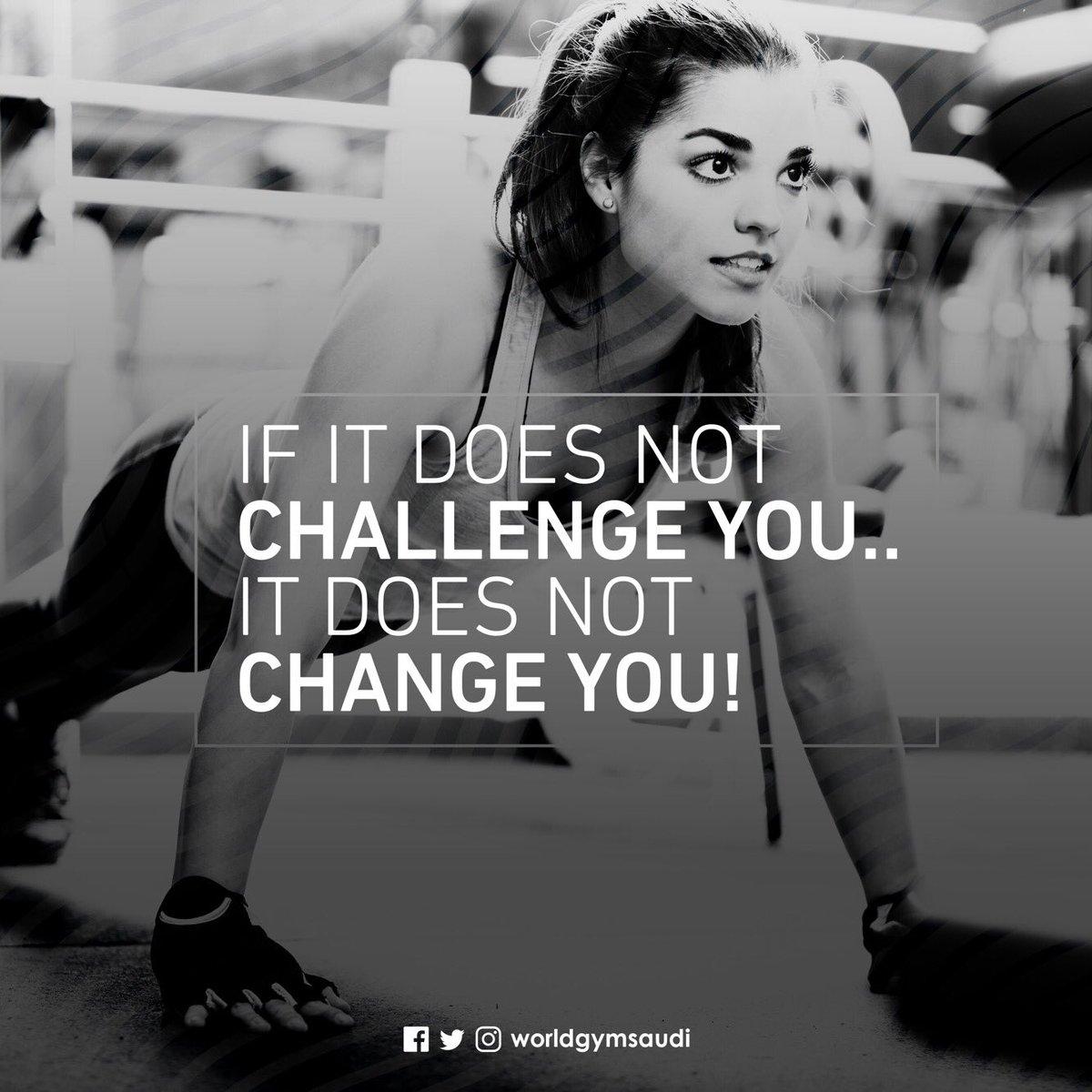 """""""إن لم يكن تحديّا لك، لن يغيّرك!"""" • أول شهر من السنة الجديدة قارب على الإنتهاء! لحقتوّا تخوضوا أي تحدّي؟ https://t.co/Lvx5Vvr7HE"""