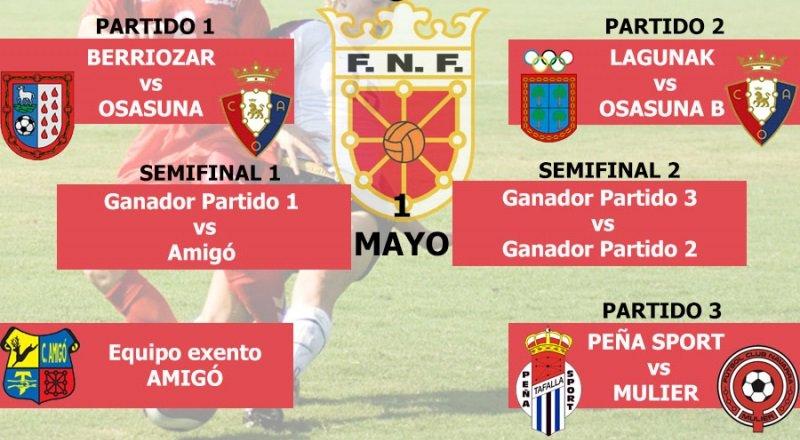 Desde La Banda - Fútbol Navarro (DLB-FN) | Copa Navarra de Fútbol 11 Femenino 2017/18.