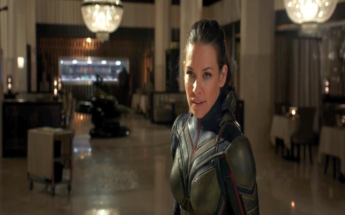 Ant-Man and the Wasp Teaser Trailer