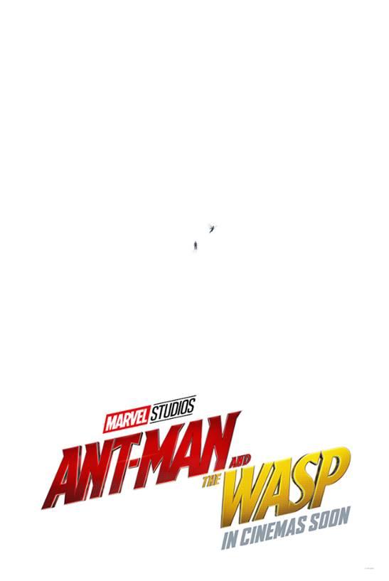 Homem-Formiga e Vespa - Poster