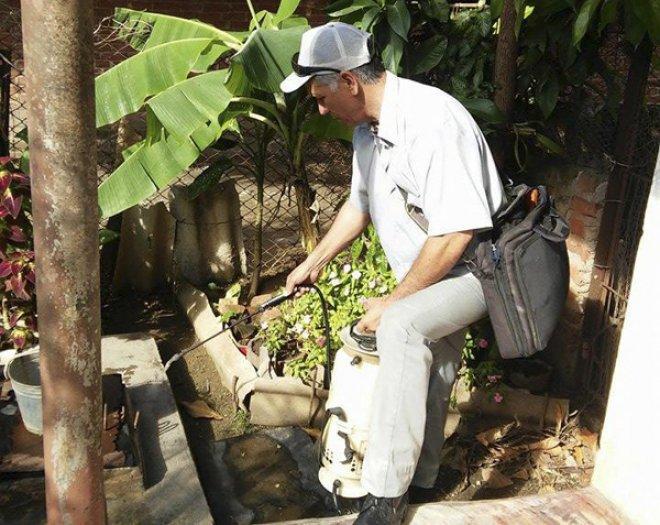 Intensa batalla contra el mosquito en Cuba