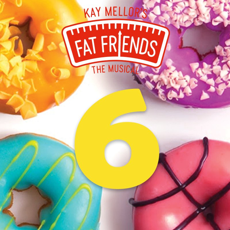 RT @mayflower: The countdown to @FatFriendsShow is on! Grab a slice of the action: https://t.co/1rVpdg1hm2 https://t.co/vxeySowb7z
