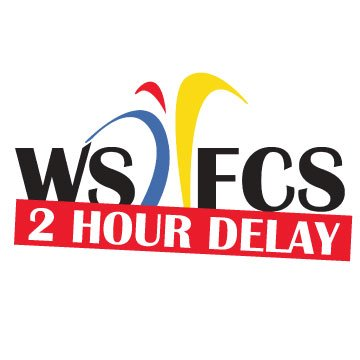 Schools are operating on a 2-hour delay today, Jan. 30. Staff please report at normal time. Be safe this morning!