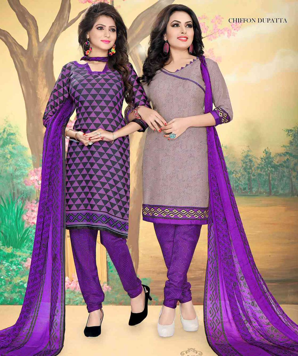 6b49b165f7e Buy cotton dress material under RS 300 wholesale prices. Catalog No.   4896BK Shop Now  http   bit.ly 2GvKhmD  cottondressmaterial  dressmaterial  ...