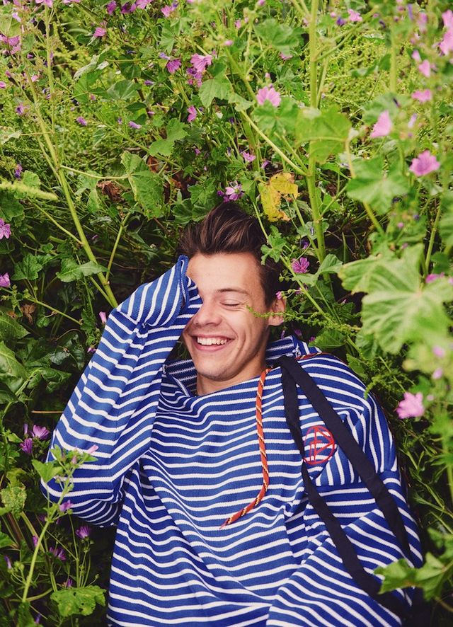 Harry Styles Rolling Stones Photoshoot 2019