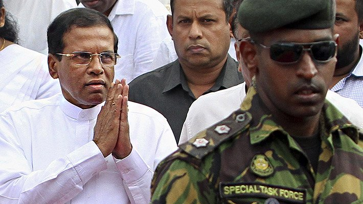 Sri Lanka president resorts to hate speech against rights activists