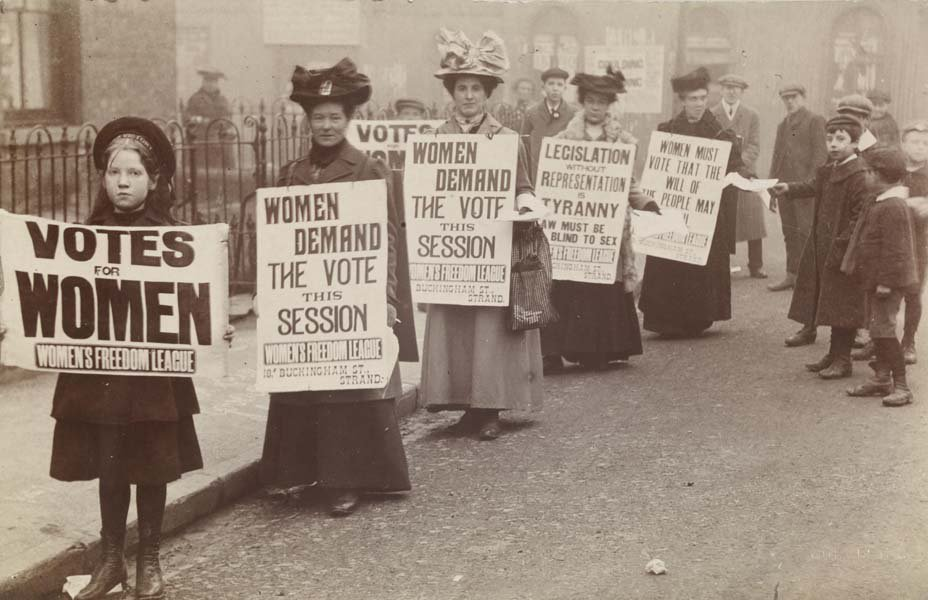 women s suffrage About the women's suffrage movement in newfoundland and labrador.