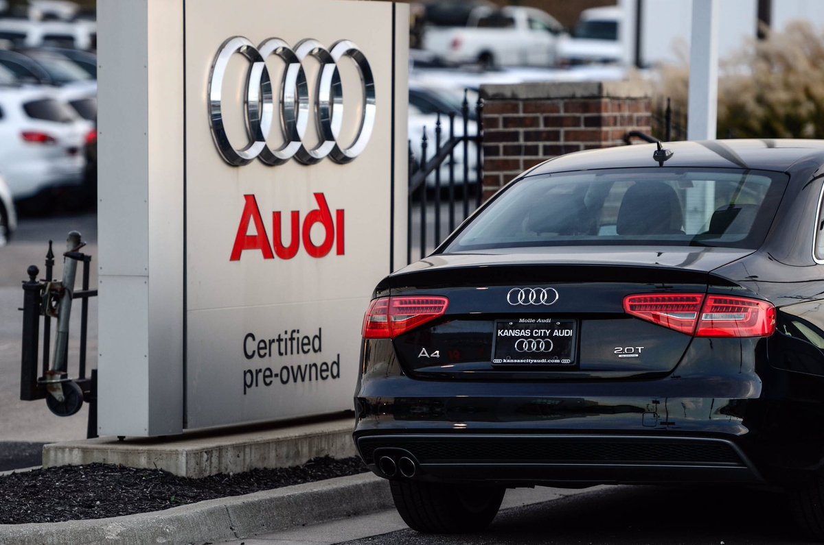 "kansas city audi on twitter: ""looking for pre-owned audi? come check"