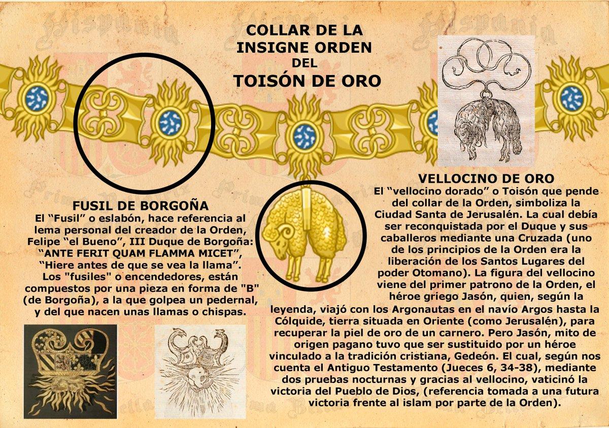 ο χρήστης Hispania Prima Bellatrix στο Twitter R Hª Es S M Felipe Vi A Impuesto Hoy A S A R Leonor Princesa De Asturias El Collar De La Insigne Orden Del Toisón De Oro La