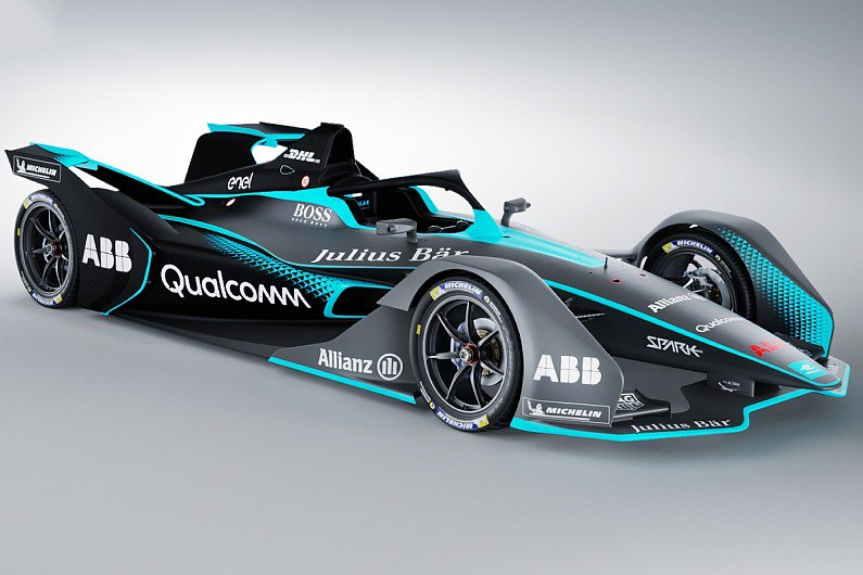 Gen2 Formula E Car Unveiled