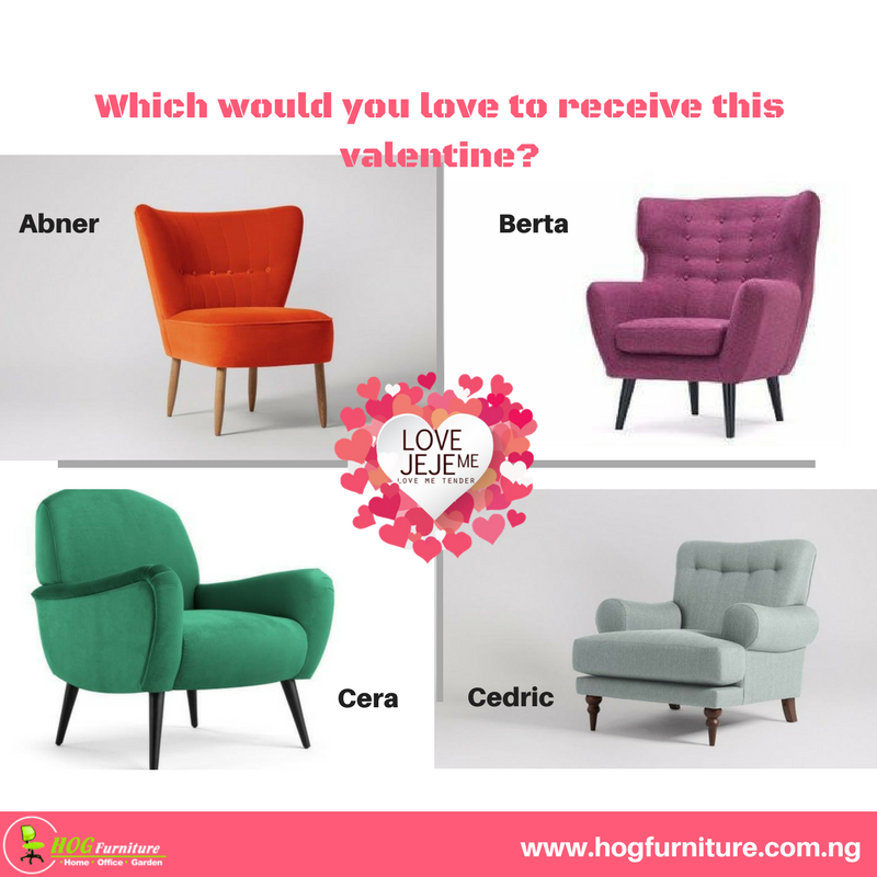 Search With The Code Names Abner, Cera, Berta And Cedric To See Different  Colours That Suites Your Apartment On Http://hogfurniture.com.ng #Sofa  #Armchair ...