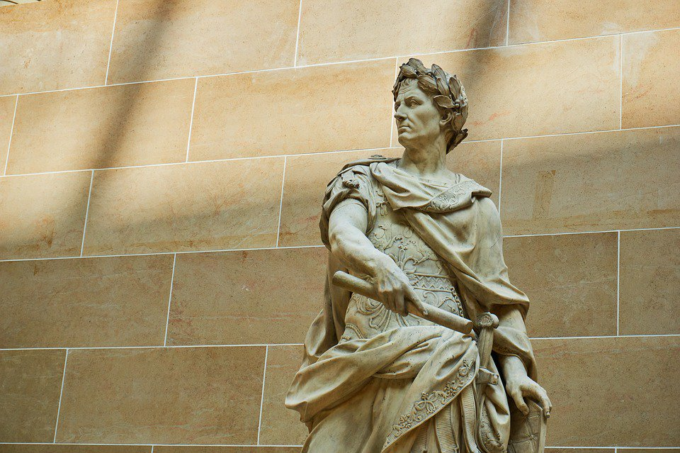 QUOTE: 'If you must break the law, do it to seize power; in all other cases observe it.'  Julius Caesar