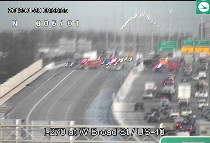 Wsyx Abc 6 On Twitter Update Lanes Have Reopened Traffic Still Congested On Entire West Outerbelt Seek An Alternate Route Https T Co Uk1y72vy2s
