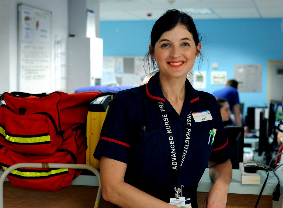 A new advanced #nurse practitioner is helping our trauma and orthopaedic patients #LoveYourNHS ipswichhospital.nhs.uk/news/Extra-nur…