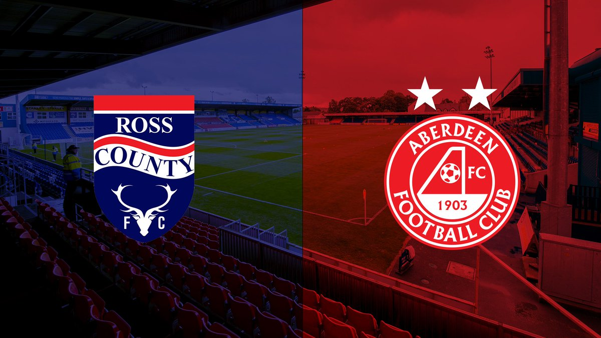 ross county v aberdeen betting preview