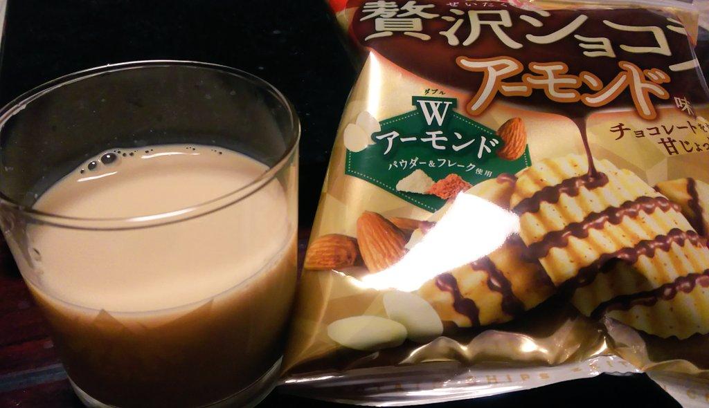 カルーア ミルク つまみ