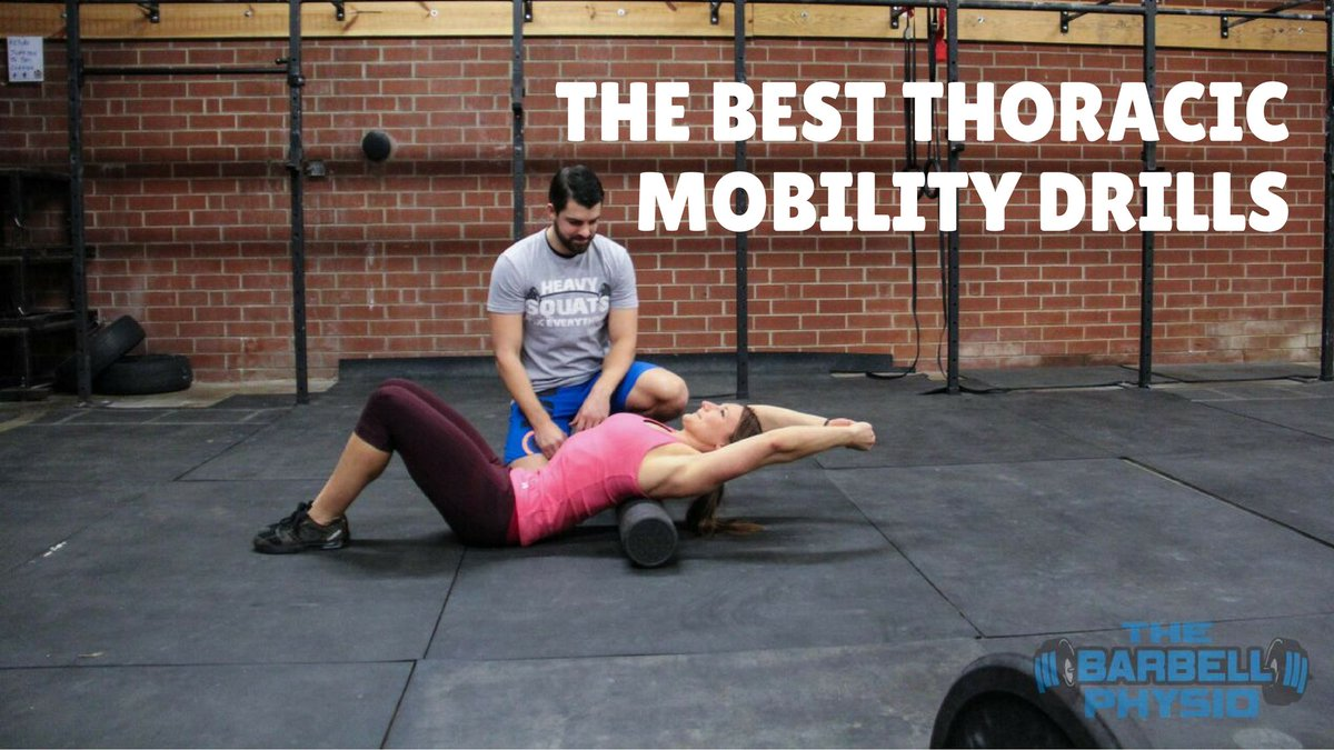 Zach Long Dpt On Twitter The Best Thoracic Spine Mobility