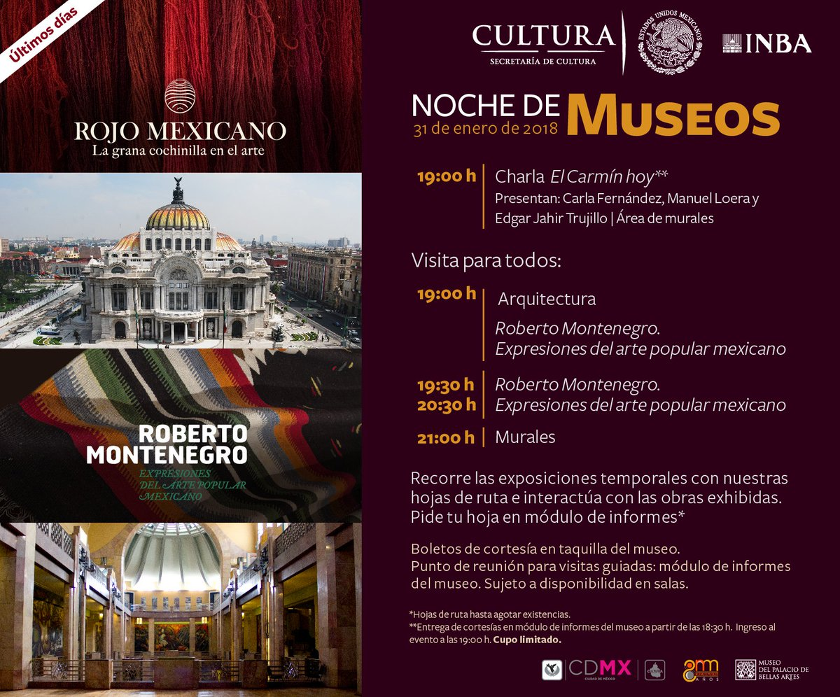 Museo Bellas Artes on Twitter: \