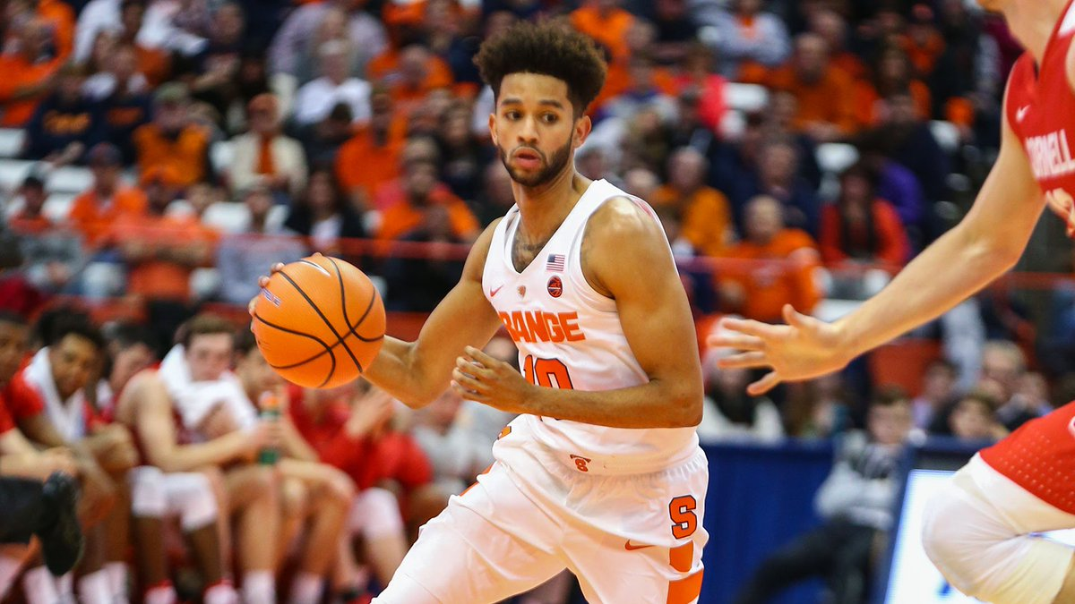 Syracuse Basketball On Twitter Freshman Guard Howard Washington Is