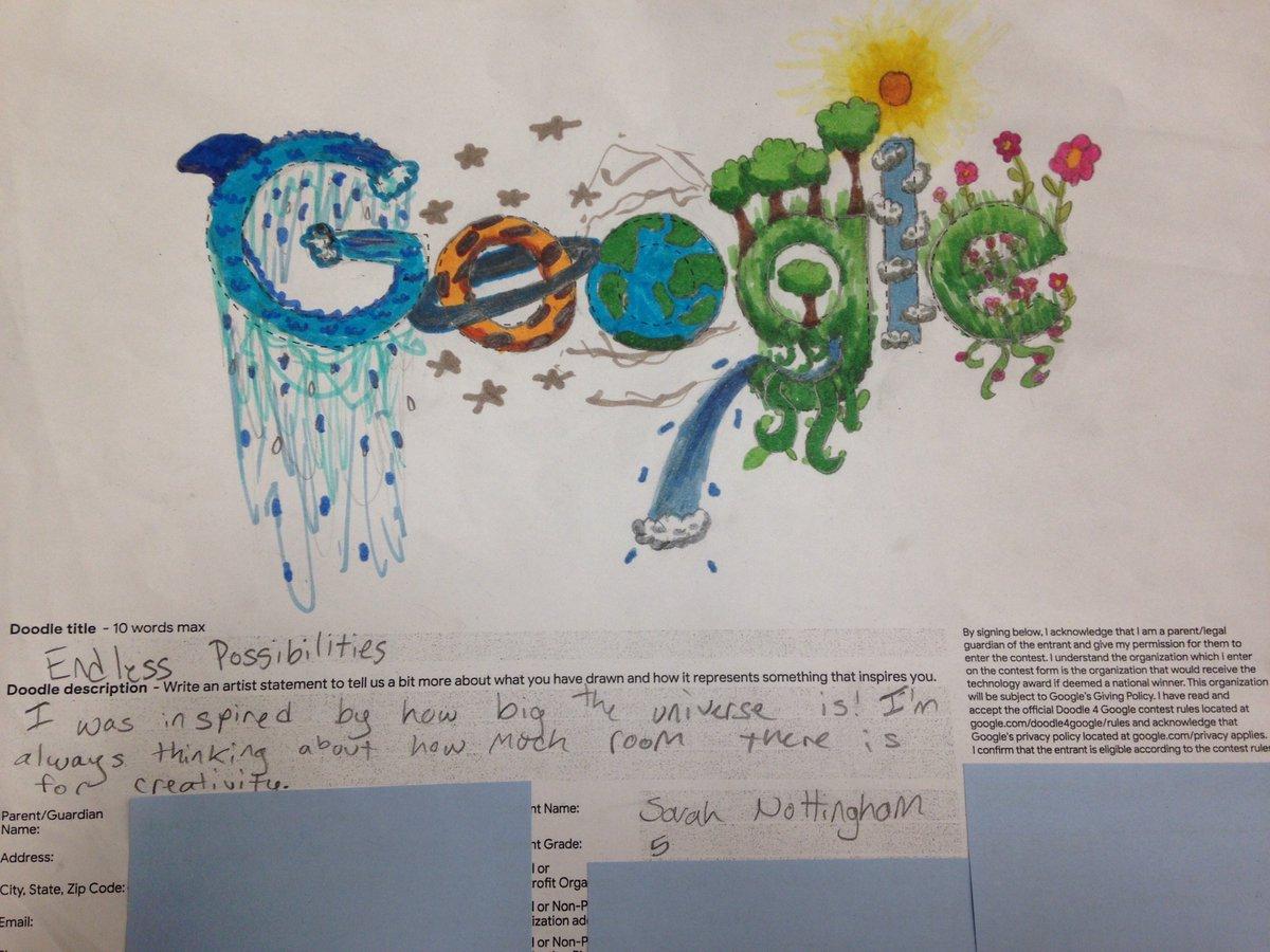 Berlin Intermediate On Twitter Sarah Nottingham 5th Grader In Mrs