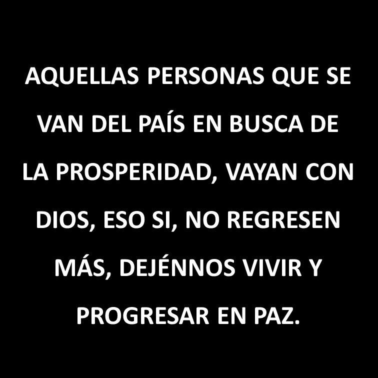 CONSEJO PRÁCTICO. #VenezuelaQuiereDialog...