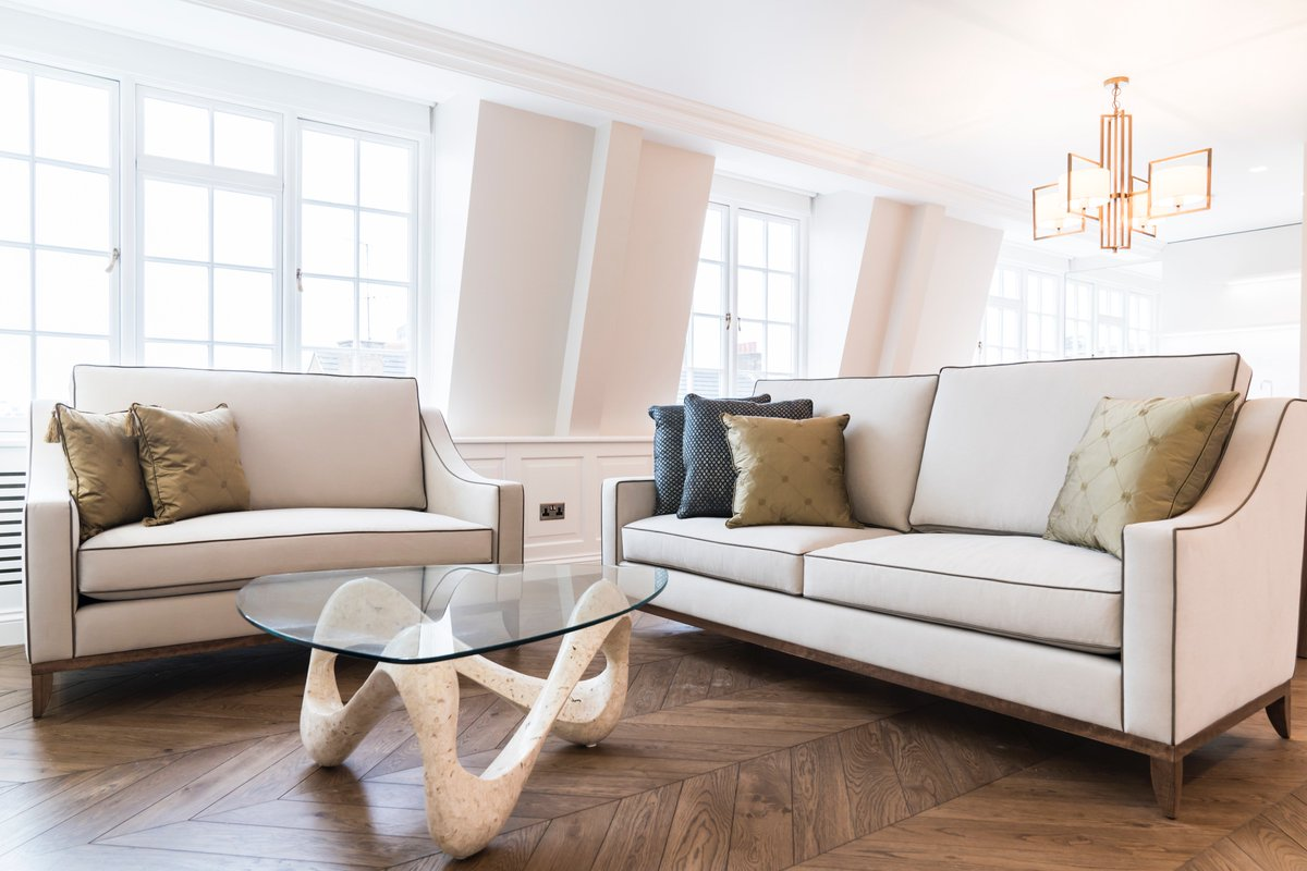 The #Spencer #sofa By @thesofaandchair Continues To Be The #favourite  #design Amongst Our #central #London #clients. A #lavish Addition To Any ...