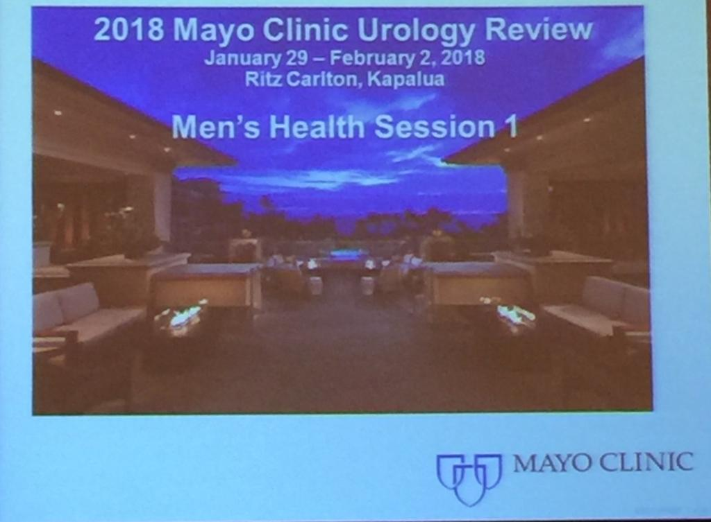 Mayo Clinic Urology on Twitter: