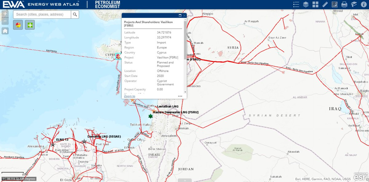 Energy web atlas on twitter the cyprus import terminal vasilikon energy web atlas updates all lng terminal statuses in real time take a look at the latest lng information with a free trial gumiabroncs Gallery