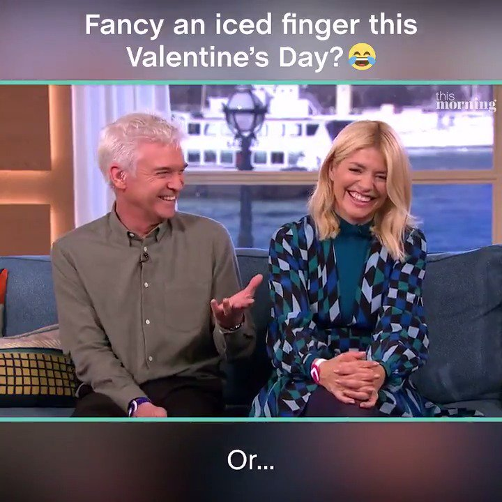 RT @thismorning: Tag a friend who'd love this for Valentine's Day! 💝  #BestBits @Schofe @hollywills https://t.co/J4UZxCbCtq