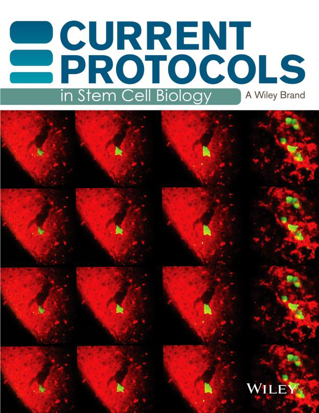 Current Protocols in Stem Cell Biology