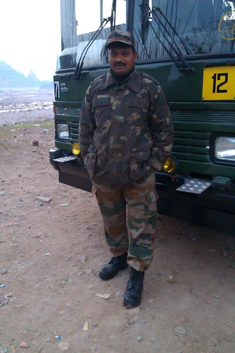 Martyred Indian Army soldier cremated at Surendranagar village