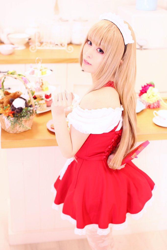 You are my Valentine.♡  #ハッピーバレンタイン #TEKKEN7 #鉄拳7 #鉄拳7FR #lilirochefort #cosplay #鉄拳女子部<br>http://pic.twitter.com/c1WfwPF7Fo