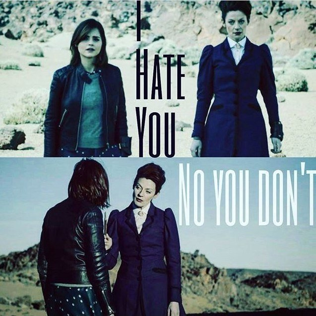 Image result for clara oswald thank you for making me feel special