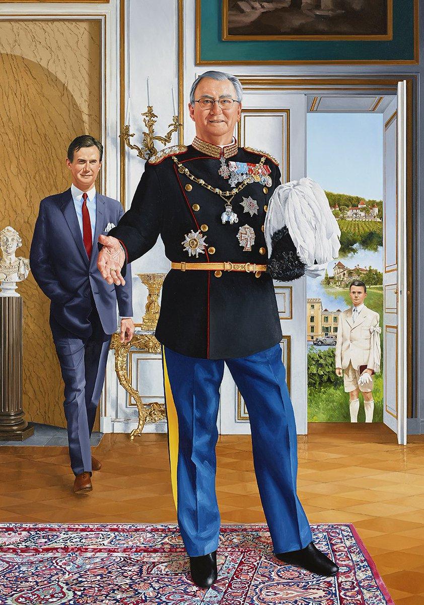 Til minde om HKH Prins Henrik Niels Strøbeks portræt af HKH Prins Henrik blev bestilt af museet i anledning af Prinsens 80-års fødselsdag i 2014. Portrættet kan ses i Riddersalen på museet.