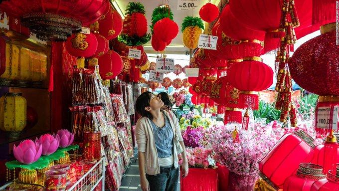 Aktuelle Nachrichten von CNN - With the Lunar New Year round the ...