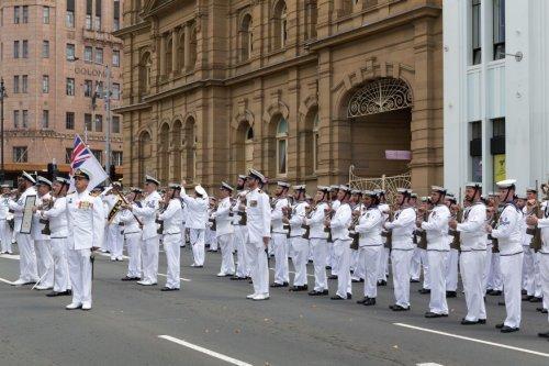 HMAS Hobart granted Freedom of Entry htt...