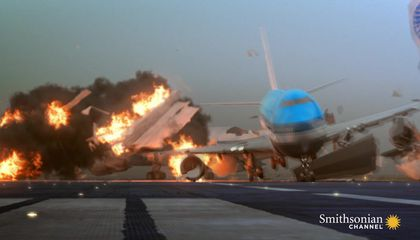 Breaking News Plane Crash In Canary Islands