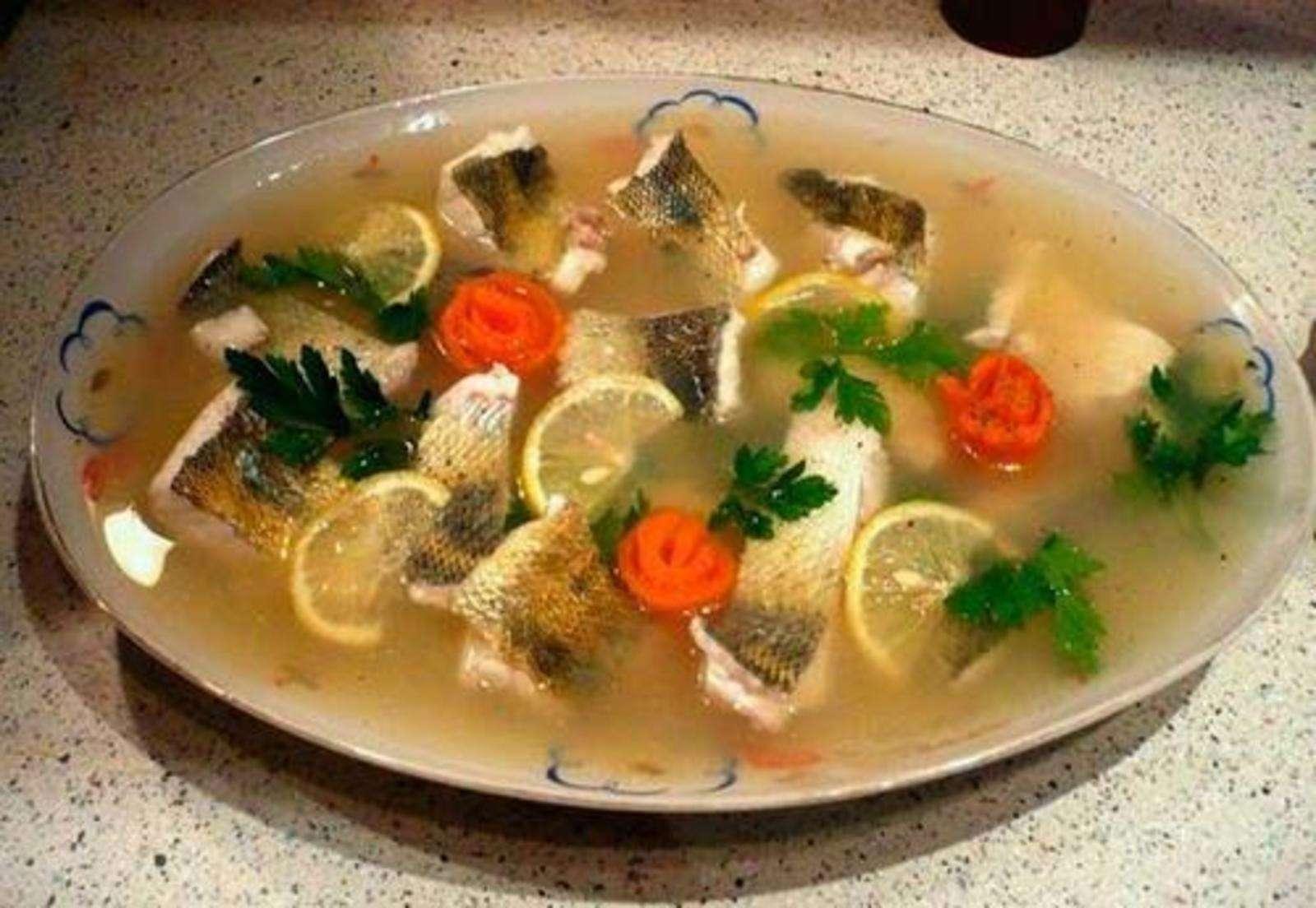 ара заливное из сазана рецепт с фото пошагово статья