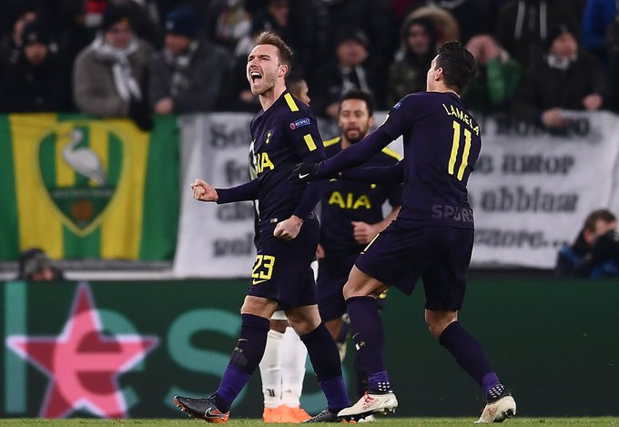 Happy birthday, Christian Eriksen. He\ll be waking up with a smile on his face today!