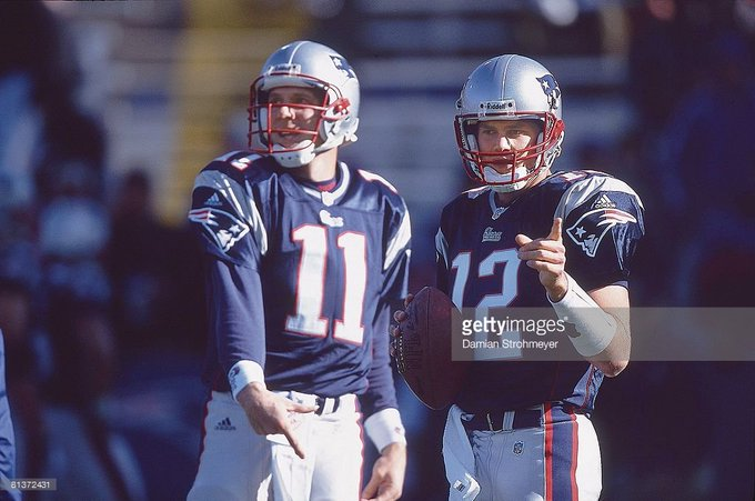 Happy Birthday to Drew Bledsoe(11) who turns 46 today!