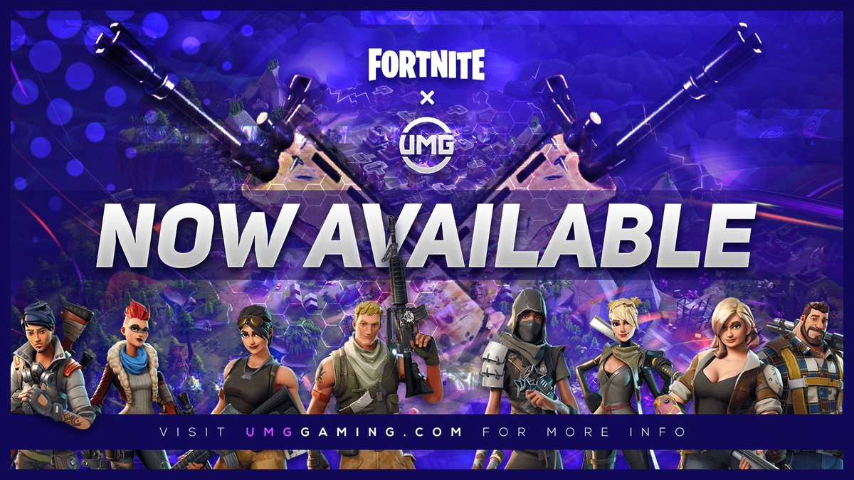 UMG Gaming on Twitter: