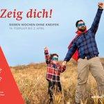 Image for the Tweet beginning: Heute startet die Aktion #7WochenOhne.