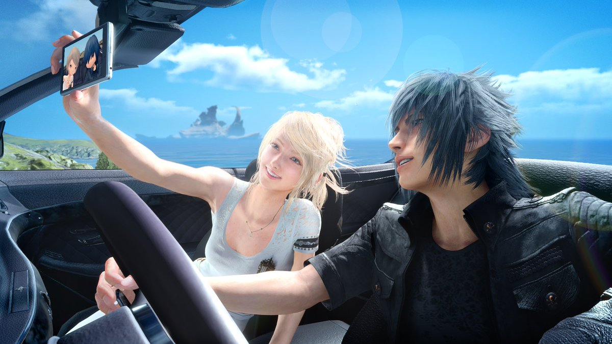 final fantasy xv on twitter love is in the air today whether you
