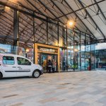 Getting ready for the opening of the new Preston Market @prestonmarkets wishing the traders a good day in their new home @PR1markettrader @prestoncouncil @_CONLON_ @BBCLancashire