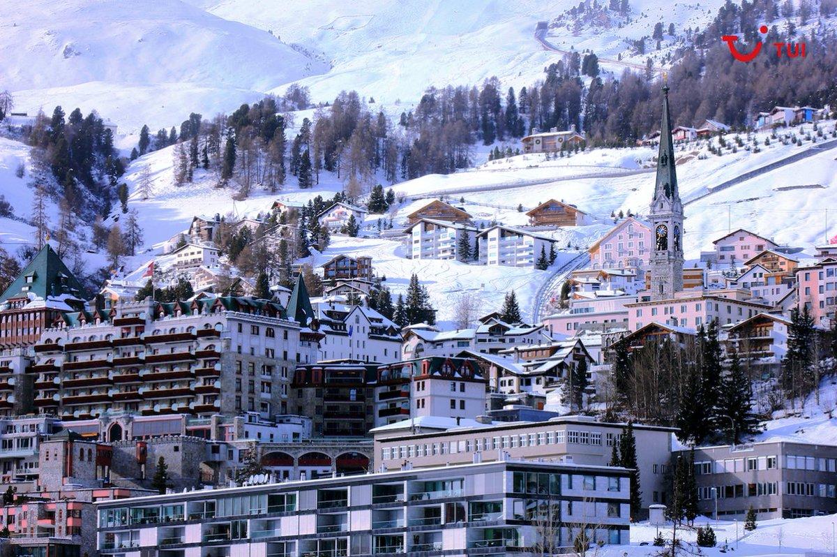 Con nieve o sin ella, lleva más de 150 años conquistando a deportistas, 'gourmands' y jet set. La elegancia de St. Moritz combina perfectamente con las montañas del valle de la Engandina. http://ow.ly/Ug8z30ie9WR