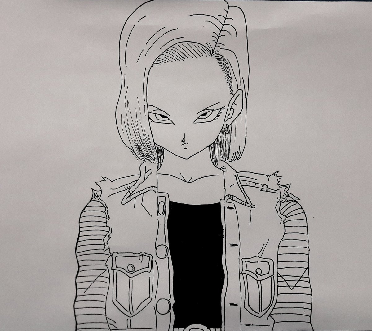 J M A V On Twitter Androide N 18 Dragon Ball Z 18 Draw Drawing Drawings Android Dragonballz Anime Dbz Goku Vegeta Manga Dragonballsuper Dragonballgt Gohan Trunks Db Supersaiyan Dbgt Bulma Goten Dbs Piccolo Ssj Art