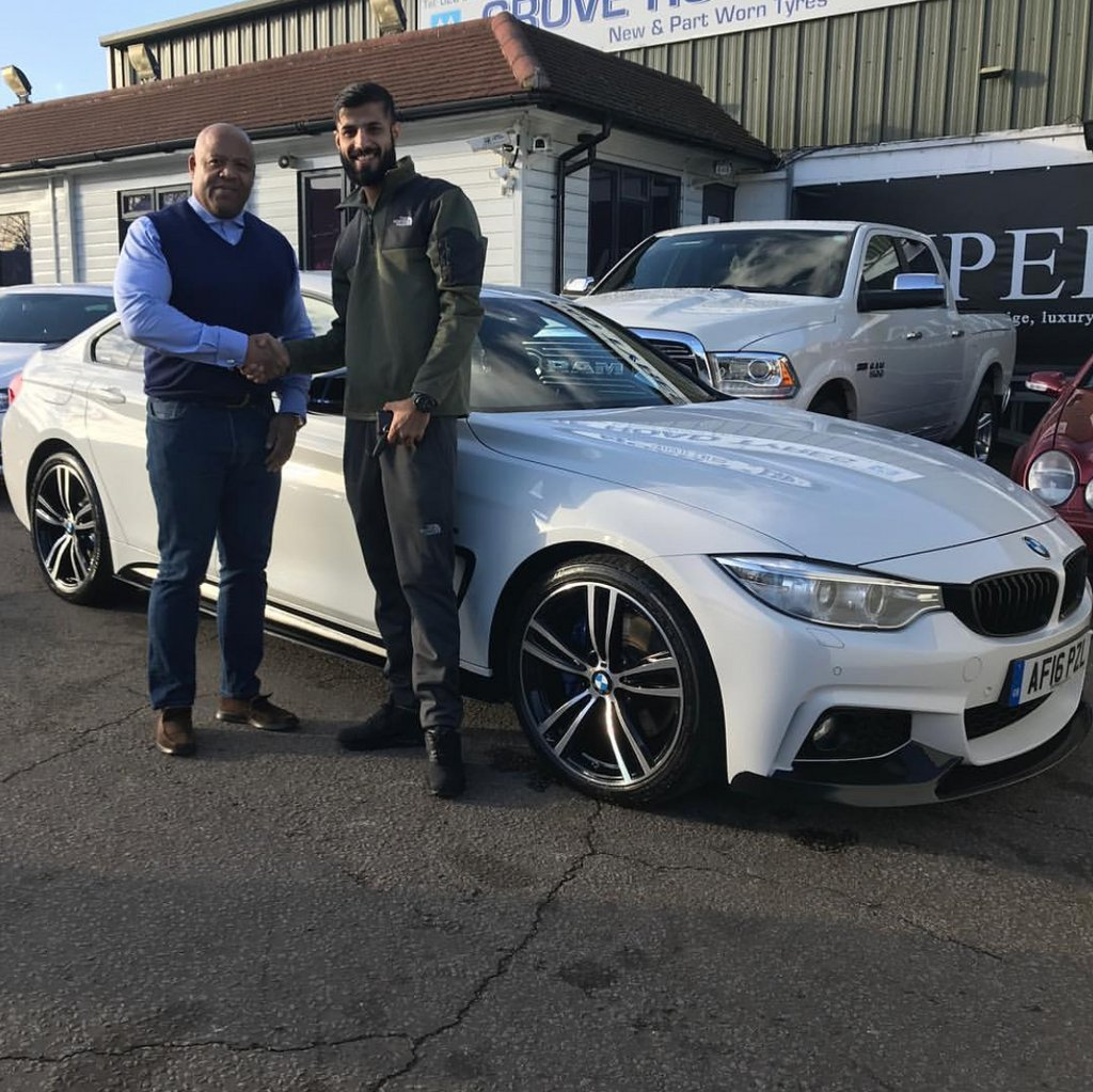 bmw4series hashtag on Twitter